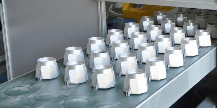 Il sito web per presentare una delle aziende leader degli impianti robotizzati